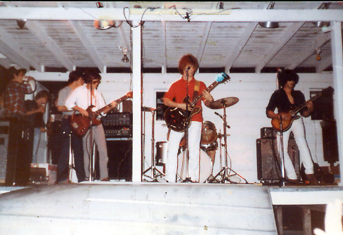 Conway Dock Party 1983