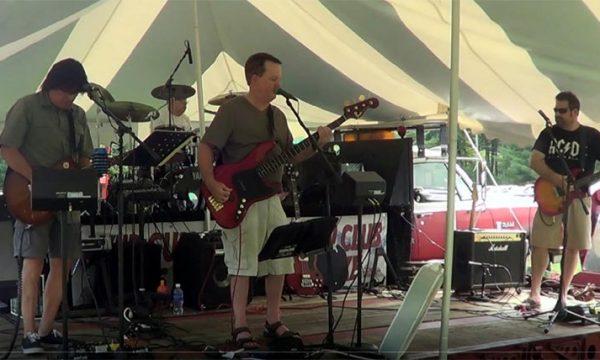The Backsplash Band