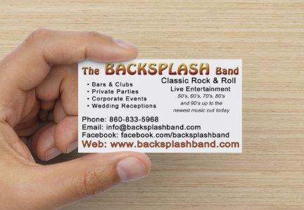backsplash business card preview