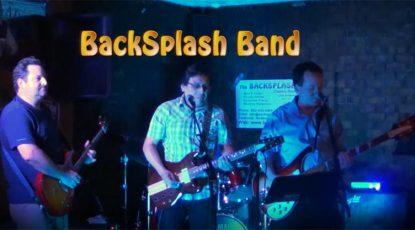 The Backsplash Band – Free Spirit Bar