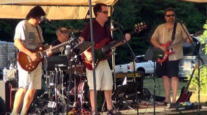 The Backsplash Band –