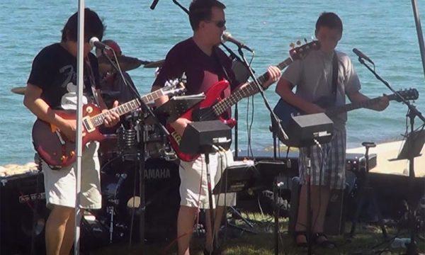 The Backsplash Band – Hull Party