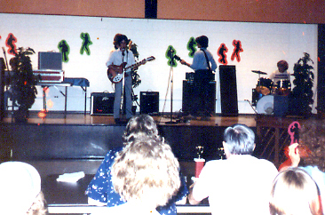 Blessed Trinity Orlando Talent Show 1979