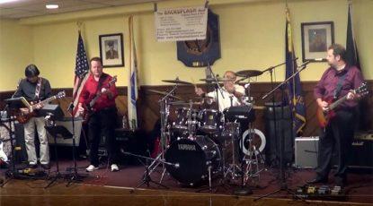 The Backsplash Band – Wedding Reception